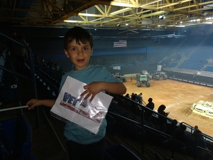 Click To Read More Feedback from 2019 Traxxas Monster Truck Tour - 7:30 PM Show