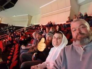 Anthony attended Cleveland Cavaliers vs. Miami Heat - NBA - Tonight! on Jan 25th 2019 via VetTix