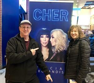 joseph attended Cher: Here We Go Again Tour - Pop on Jan 29th 2019 via VetTix