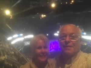 Bob attended Cher: Here We Go Again Tour - Pop on Jan 29th 2019 via VetTix