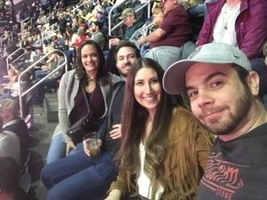 Lauren attended George Strait - Strait to Vegas on Feb 1st 2019 via VetTix