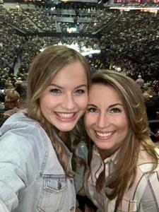 Shannon attended George Strait - Strait to Vegas on Feb 1st 2019 via VetTix