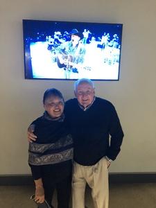 Larry attended George Strait - Strait to Vegas on Feb 1st 2019 via VetTix