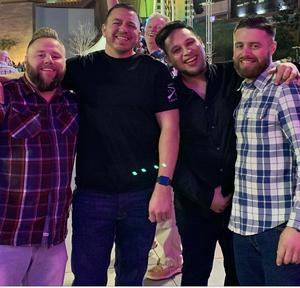 Matt attended George Strait - Strait to Vegas on Feb 1st 2019 via VetTix