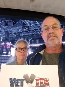 Paul attended George Strait - Strait to Vegas on Feb 1st 2019 via VetTix