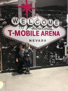 Kevin attended George Strait - Strait to Vegas on Feb 2nd 2019 via VetTix