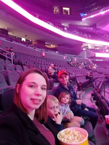 Dustin attended George Strait - Strait to Vegas on Feb 2nd 2019 via VetTix