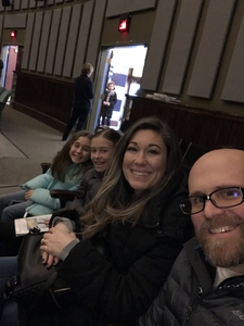 Jason attended Tuck Everlasting (recommended for Ages 9+) on Feb 9th 2019 via VetTix