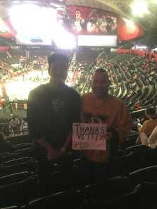 Bruce attended University of Georgia vs. Missouri - NCAA Men's Basketball on Mar 6th 2019 via VetTix