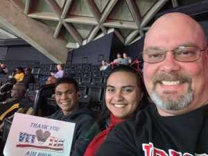 Todd attended University of Georgia vs. Missouri - NCAA Men's Basketball on Mar 6th 2019 via VetTix