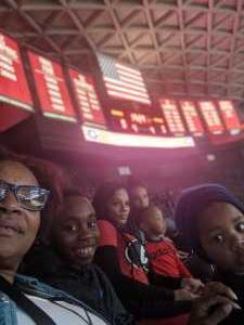 Beverly attended University of Georgia vs. Missouri - NCAA Men's Basketball on Mar 6th 2019 via VetTix