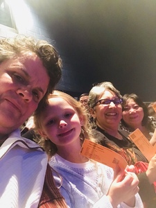 Shelia attended Apollo Chamber Players - Theremin Fantasies on Feb 16th 2019 via VetTix
