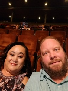 Raymond attended Le Reve the Dream on Jan 27th 2019 via VetTix