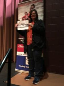 Kathleen attended Vail Laughs Clean Comedy Show - Award Winning Magician Elias Caress on Feb 9th 2019 via VetTix