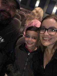 Douglas attended Wild Kingdoms Peter Gros (w/live Animals) on Feb 8th 2019 via VetTix