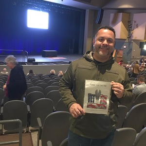 Jose Chavez Sr attended Wild Kingdoms Peter Gros (w/live Animals) on Feb 8th 2019 via VetTix
