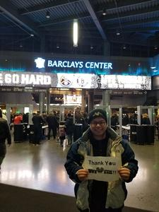 Click To Read More Feedback from Brooklyn Nets vs. Denver Nuggets - NBA