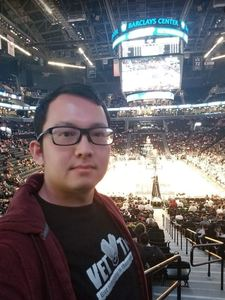 can attended Brooklyn Nets vs. Denver Nuggets - NBA on Feb 6th 2019 via VetTix