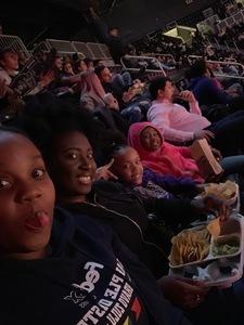 Shandel attended Brooklyn Nets vs. Denver Nuggets - NBA on Feb 6th 2019 via VetTix