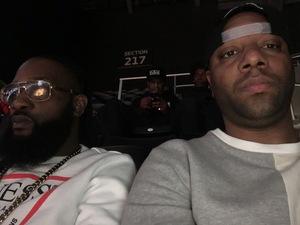 Howard attended Brooklyn Nets vs. Denver Nuggets - NBA on Feb 6th 2019 via VetTix