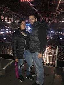 Joseph attended Brooklyn Nets vs. Denver Nuggets - NBA on Feb 6th 2019 via VetTix