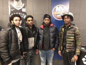 Raymond attended Brooklyn Nets vs. Denver Nuggets - NBA on Feb 6th 2019 via VetTix