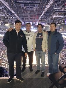Tika attended Brooklyn Nets vs. Denver Nuggets - NBA on Feb 6th 2019 via VetTix