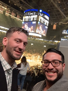 Greg attended Brooklyn Nets vs. Denver Nuggets - NBA on Feb 6th 2019 via VetTix