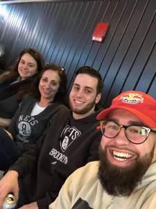 john attended Brooklyn Nets vs. Denver Nuggets - NBA on Feb 6th 2019 via VetTix