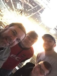 Robert attended Brooklyn Nets vs. Denver Nuggets - NBA on Feb 6th 2019 via VetTix