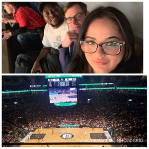Raphael attended Brooklyn Nets vs. Denver Nuggets - NBA on Feb 6th 2019 via VetTix