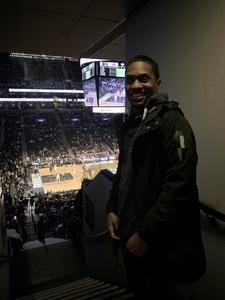 Corye attended Brooklyn Nets vs. Denver Nuggets - NBA on Feb 6th 2019 via VetTix