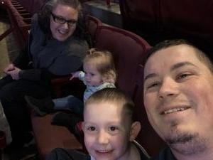 Joshua attended Ohio State Buckeyes Mens Hockey vs. University of Minnesota Golden Gophers Mens Hockey - College on Feb 15th 2019 via VetTix