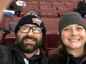 Patrick attended Ohio State Buckeyes Mens Hockey vs. University of Minnesota Golden Gophers Mens Hockey - College on Feb 15th 2019 via VetTix