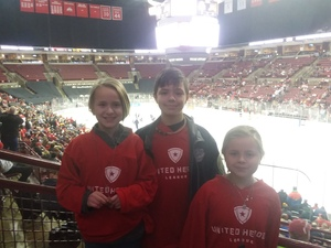 James attended Ohio State Buckeyes Mens Hockey vs. University of Minnesota Golden Gophers Mens Hockey - College on Feb 15th 2019 via VetTix