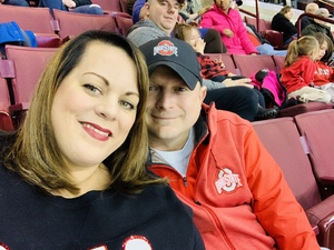 Shawn attended Ohio State Buckeyes Mens Hockey vs. University of Minnesota Golden Gophers Mens Hockey - College on Feb 15th 2019 via VetTix