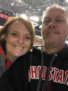 Greg attended Ohio State Buckeyes vs. Michigan State University - NCAA Hockey on Mar 1st 2019 via VetTix