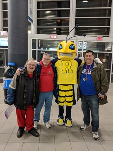 Jerry attended Rochester Americans vs Syracuse Crunch - AHL on Feb 15th 2019 via VetTix