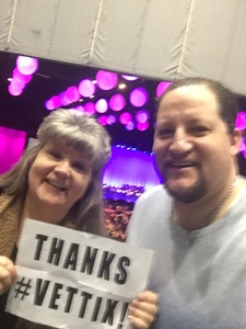 ERIC attended Tango Caliente! - Presented by the Long Beach Symphony on Feb 16th 2019 via VetTix