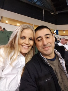 Humberto attended Oklahoma City Blue vs. Austin Spurs - NBA G - League Basketball on Feb 8th 2019 via VetTix