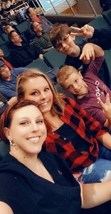 Staci attended Oklahoma City Blue vs. Austin Spurs - NBA G - League Basketball on Feb 8th 2019 via VetTix