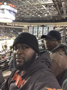Charles attended Oklahoma City Blue vs. Austin Spurs - NBA G - League Basketball on Feb 8th 2019 via VetTix