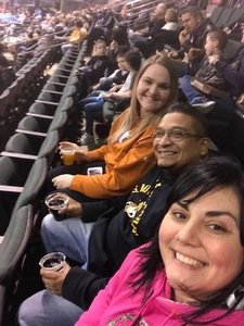 Michael attended Oklahoma City Blue vs. Austin Spurs - NBA G - League Basketball on Feb 8th 2019 via VetTix
