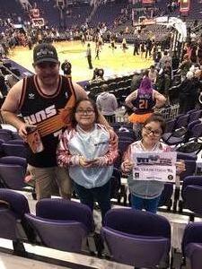 Click To Read More Feedback from Phoenix Suns vs. Atlanta Hawks - NBA