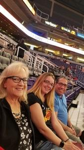 Greg attended Phoenix Suns vs. Atlanta Hawks - NBA on Feb 2nd 2019 via VetTix