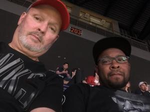 Randall attended Phoenix Suns vs. Atlanta Hawks - NBA on Feb 2nd 2019 via VetTix