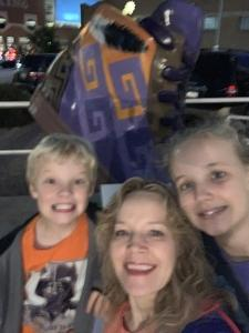 Linda attended Phoenix Suns vs. Atlanta Hawks - NBA on Feb 2nd 2019 via VetTix