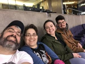 Glen attended Phoenix Suns vs. Atlanta Hawks - NBA on Feb 2nd 2019 via VetTix