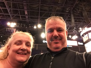 David attended Phoenix Suns vs. Atlanta Hawks - NBA on Feb 2nd 2019 via VetTix