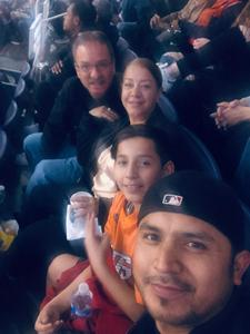 Scott attended Phoenix Suns vs. Atlanta Hawks - NBA on Feb 2nd 2019 via VetTix